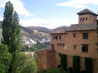Alhambra Mountain