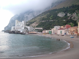 Gibraltar Beaches