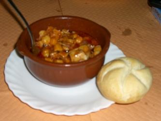 Callos, spanish recipes