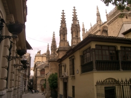 Outstanding example of Christian architecture in Granada the Capilla Real …