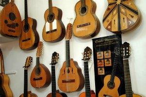Spanish Classical Guitars