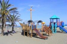 Estepona Beach for Kids