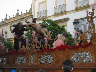 Semana Santa is an elaborate event!
