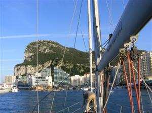 Gibraltar sailing holidays are becoming increasingly popular