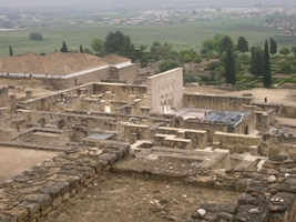 Forgotten city of Medina Azahara