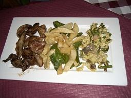 Nijar food