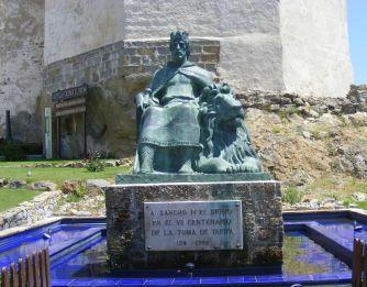 tarifa sancho statue