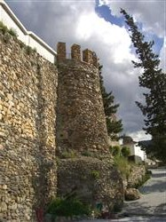 castillo de seron
