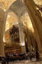 Photo C DM Parody, sevilla cathedral